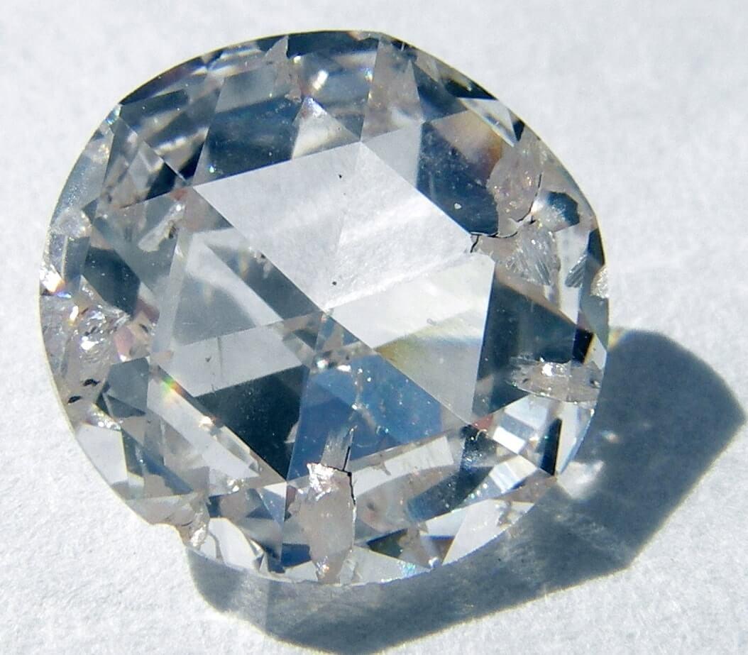 Cubic zirconia vs real diamonds